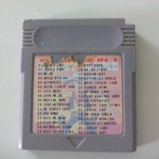 Videojuegos y Consolas: SUPER 32 EN 1, 32 IN 1. MULTIJUEGO, VIDEO GAME. JUEGO PARA NINTENDO GAME BOY. GB COLOR.... Lote 53556608