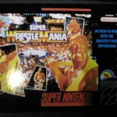 Videojuegos y Consolas: TARJETA, CROMO MATUTANO VIDEOJUEGO NINTENDO DE LOS 80 SÚPER WRESTLE MANIA Nº37. Lote 53668606