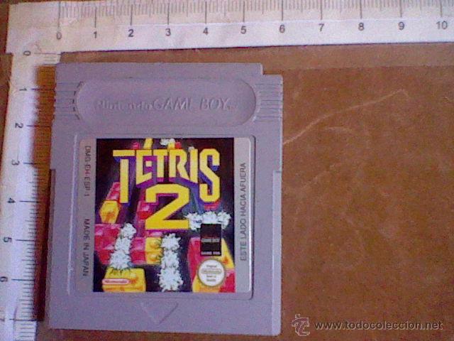 JUEGO TETRIS 2 GAME BOY GAMEBOY DMG EH ESP 1 (Juguetes - Videojuegos y Consolas - Nintendo - GameBoy)
