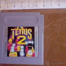Videojuegos y Consolas: JUEGO TETRIS 2 GAME BOY GAMEBOY DMG EH ESP 1. Lote 54583566