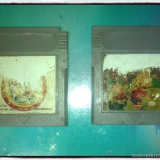 Videojuegos y Consolas: LOTE DE 2 VIDEJUEGOS DE GAME BOY, TINY TOONS Y LOS SIMPSONS, NINTENDO - AÑOS 90S. Lote 56108541