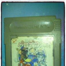 Videojuegos y Consolas: DIFICIL VIDEOJUEGO PARA GAMEBOY, PARODIUS - MADE IN JAPAN - NINTENDO - KONAMI - 1991. Lote 56108749