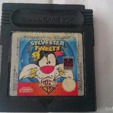 Videojuegos y Consolas: SYLVESTER & TWEETY GB, GAME BOY COLOR ADVANCE,GBA,SP PAL EUR. . Lote 56135535