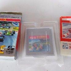 Videojuegos y Consolas: JUEGO NINTENDO GAME BOY EN CAJA F1 RACE. Lote 57113134