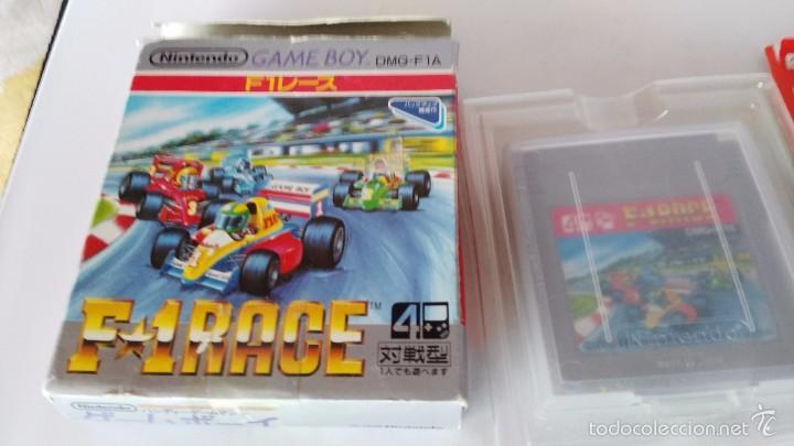 Videojuegos y Consolas: juego nintendo game boy en caja f1 race - Foto 2 - 57113134