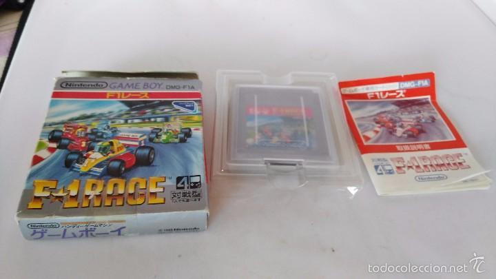 Videojuegos y Consolas: juego nintendo game boy en caja f1 race - Foto 3 - 57113134