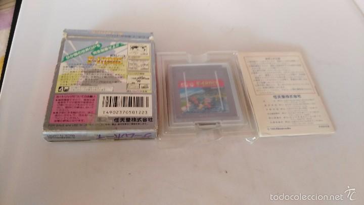 Videojuegos y Consolas: juego nintendo game boy en caja f1 race - Foto 4 - 57113134