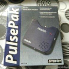 Videojuegos y Consolas: GAME BOY GAMEBOY POCKET PULSE PACK PRECINTADO SEALED NEW NUEVO A ESTRENAR . Lote 57131816