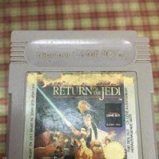 Videojuegos y Consolas: VIDEOJUEGO STAR WARS RETURN OF THE JEDI - NINTENDO GAME BOY. Lote 57436499
