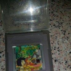 Videojuegos y Consolas: EL LIBRO DE LA SELVA JUEGO DE LA GAME BOY DE NINTENDO. Lote 57809251