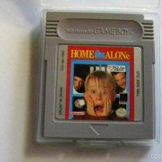 Videojuegos y Consolas: HOME ALONE, EL CLASICO PARA GAME BOY DE NINTENDO. Lote 58108954