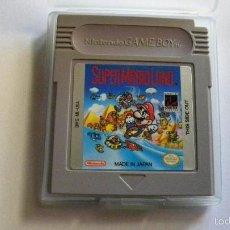 Videojuegos y Consolas: SUPER MARIO LAND PARA GAME BOY DE NINTENDO. Lote 58108988