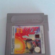 Videojuegos y Consolas: JUEGO NINTENDO GAME BOY F-1 RACE PAL EUR R4280. Lote 58501466