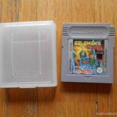 Videojuegos y Consolas: JUEGO GAMEBOY SOLOMONS CLUB. PAL ESP. Lote 58635916
