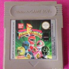 Videojuegos y Consolas: JUEGO NINTENDO GAME BOY GAMEBOY POWER RANGERS. Lote 63654107