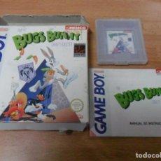 Videojuegos y Consolas: BUGS BUNNY CRAZY CASTLE - GAME BOY GB GAMEBOY PAL ESP. Lote 63877727
