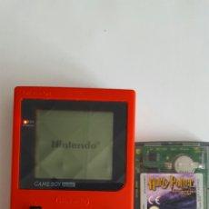 Videojuegos y Consolas: GAME BOY POCKET COLOR ROJO MODEL NO.MGB-001 . Lote 64130075