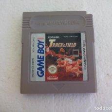 Videojuegos y Consolas: TRACK & FIELD NINTENDO JUEGO GAME BOY GB NINTENDO GAMEBOY. Lote 65828170