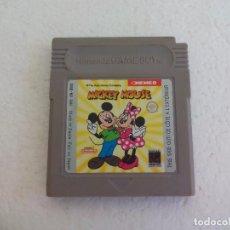 Videojuegos y Consolas: MICKEY MOUSE DMG-M2-FAH, WALT DISNEY NINTENDO JUEGO GAME BOY CLASSIC GB NINTENDO GAMEBOY. Lote 65828678