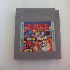 Videojuegos y Consolas: DR MARIO. DRMARIO DMG-VU.UKV NINTENDO JUEGO GAME BOY CLASSIC GB NINTENDO GAMEBOY. Lote 65830990