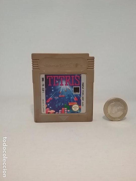 TETRIS - NINTENDO - GAMEBOY (Juguetes - Videojuegos y Consolas - Nintendo - GameBoy)