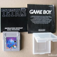 Videojuegos y Consolas: GAME BOY TETRIS (ORIGINAL). Lote 137860750