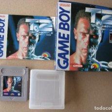Videojuegos y Consolas: GAME BOY TERMINATOR 2 JUDGMENT DAY (ORIGINAL COMPLETO). Lote 68973737