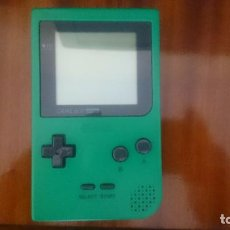 Videojuegos y Consolas: GAME BOY POCKET + GAME BOY COLOR + CARTUCHOS + ACCESORIOS. FUNCIONANDO.. Lote 69057009