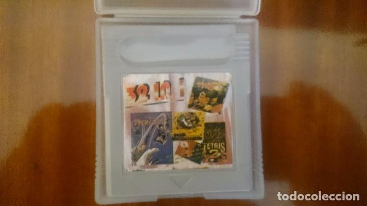 Videojuegos y Consolas: Game boy pocket + game boy color + cartuchos + accesorios. FUNCIONANDO. - Foto 8 - 69057009