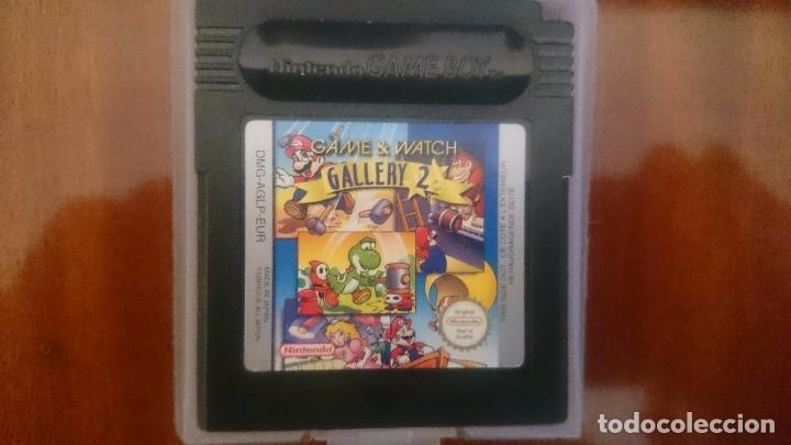 Videojuegos y Consolas: Game boy pocket + game boy color + cartuchos + accesorios. FUNCIONANDO. - Foto 10 - 69057009
