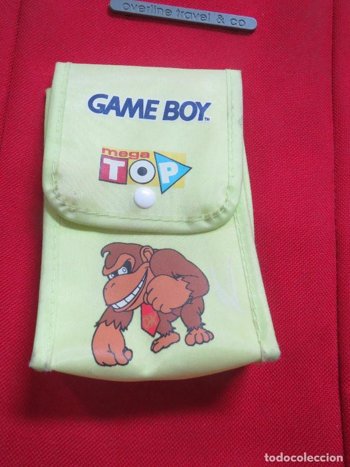 FUNDA GAME BOY TOP. (Juguetes - Videojuegos y Consolas - Nintendo - GameBoy)
