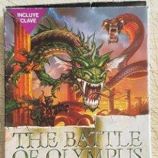 Videojuegos y Consolas: THE BATTLE OF OLYMPUS - ORIGINAL NINTENDO SEAL OF QUALITY. Lote 71897839