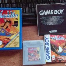 Videojuegos y Consolas: ALADDIN GAME BOY. Lote 73455311