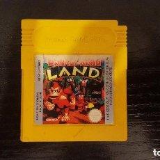 Videojuegos y Consolas: GAME BOY DONKEY LAND. Lote 74789983