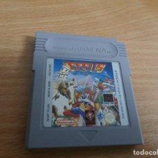Videojuegos y Consolas: JUEGO PARA NINTENDO GAMEBOY GAME BOY COLOR TITUS FOX DIFICIL. Lote 77152529