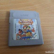 Videojuegos y Consolas: JUEGO CLON PARA NINTENDO GAMEBOY GAME BOY COLOR HARVEST MOON. Lote 77158857