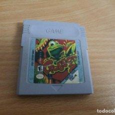 Videojuegos y Consolas: JUEGO CLON PARA NINTENDO GAMEBOY GAME BOY COLOR FROGGER 2. Lote 77160153
