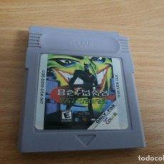 Videojuegos y Consolas: JUEGO CLON PARA NINTENDO GAMEBOY GAME BOY COLOR BATMAN BEYOND. Lote 77166269
