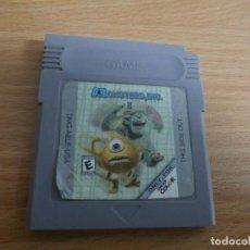 Videojuegos y Consolas: JUEGO CLON PARA NINTENDO GAMEBOY GAME BOY COLOR MONSTER MONSTRUOS S.A. Lote 77166349