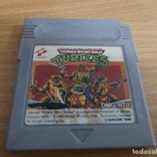 Videojuegos y Consolas: JUEGO CLON PARA NINTENDO GAMEBOY GAME BOY COLOR TURTLES 1 TORTUGAS NINJA. Lote 77169509