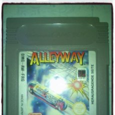Videojuegos y Consolas: VIDEO JUEGO PARA GAMEBOY ALLEYWAY, MADE IN JAPAN - NINTENDO - 1989. Lote 77562061