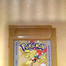 Videojuegos y Consolas - Pokemon edición oro:gameboy,gameboy advanc original solo cartucho - 78480401