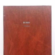 Videojuegos y Consolas: HOBBY CONSOLAS ENCUADERNADAS EN TOMO (VER FOTOS) MUY BUEN ESTADO.. Lote 80398369