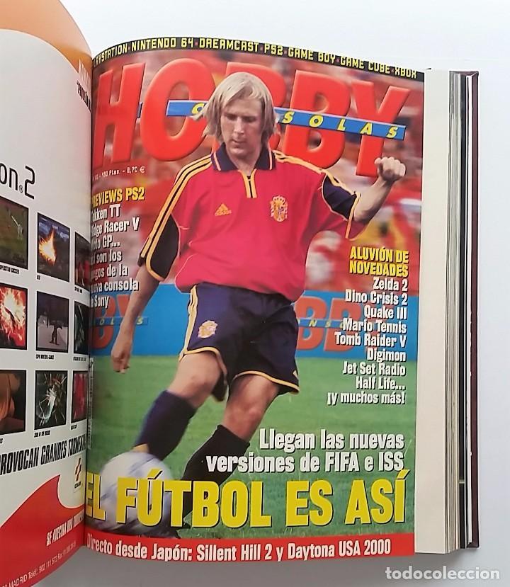 Videojuegos y Consolas: HOBBY CONSOLAS ENCUADERNADAS EN TOMO (VER FOTOS) MUY BUEN ESTADO. - Foto 10 - 80398369