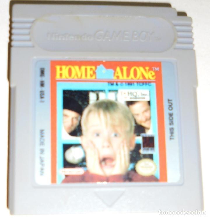 JUEGO NINTENDO GAME BOY HOME ALONE TM (Juguetes - Videojuegos y Consolas - Nintendo - GameBoy)
