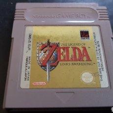 Videojuegos y Consolas: GAMEBOY LEGEND OF ZELDA LINKS AWAKENING. Lote 82880086