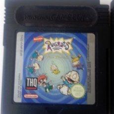 Videojuegos y Consolas: RUGRATS GAMEBOY GAME BOY. Lote 83363476