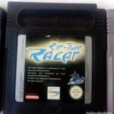 Videojuegos y Consolas: RIP TIDE RACER GAMEBOY GAME BOY. Lote 83363880