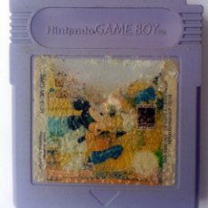 Videojuegos y Consolas: MICKEY'S DANGEROUS CHASE GAMEBOY GAME BOY. Lote 83364020