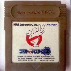 Videojuegos y Consolas: GHOSTBUSTERS GAMEBOY GAME BOY. Lote 83364468